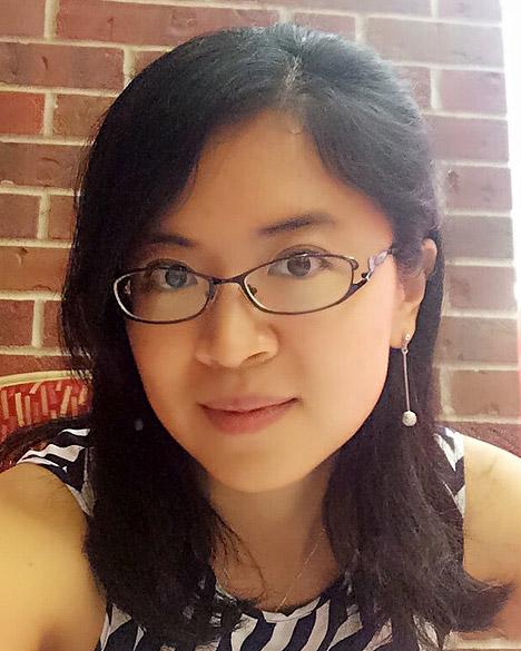 portrait of Ye Lin