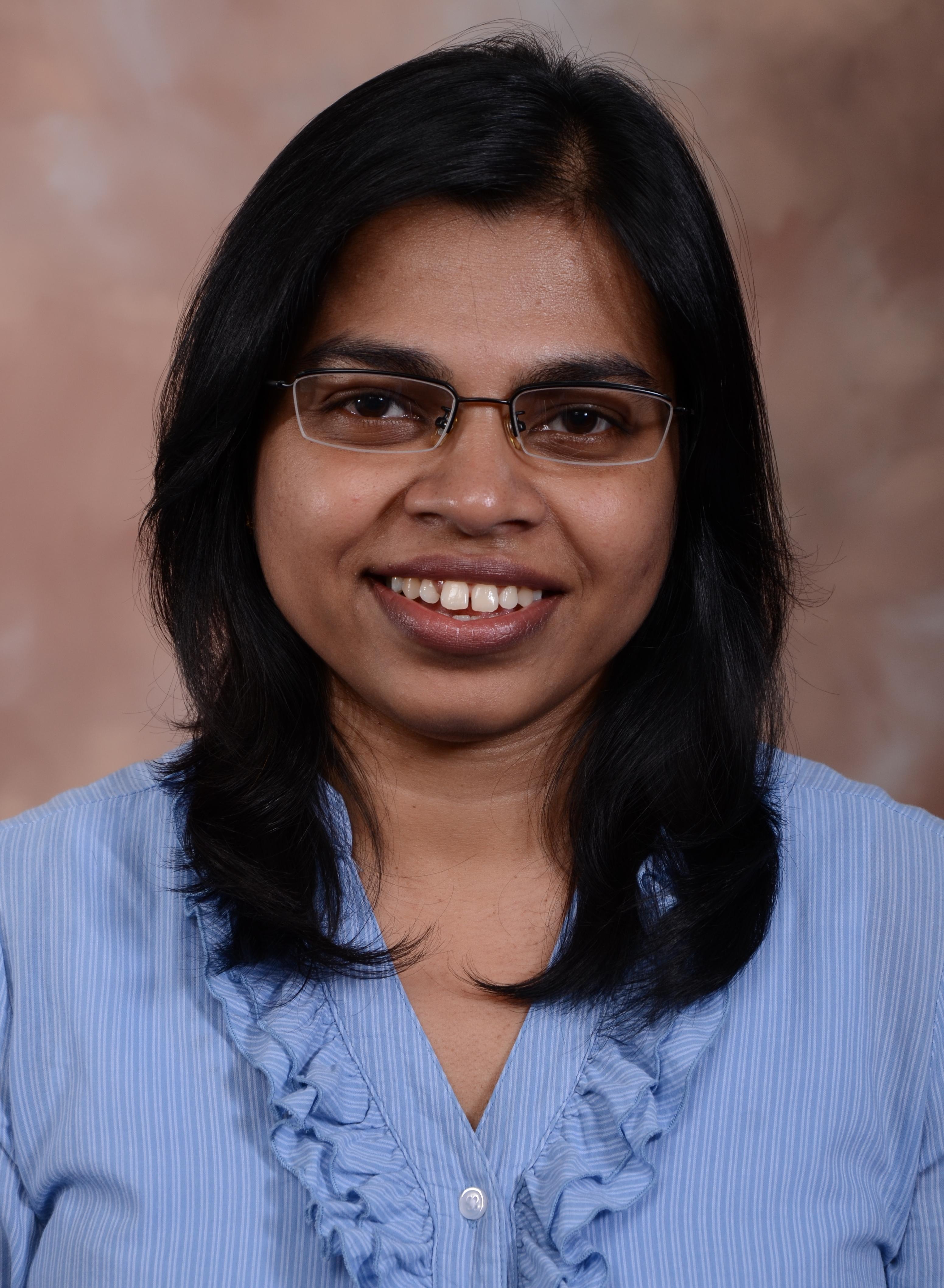 portrait of Nadeeshani Jayasena