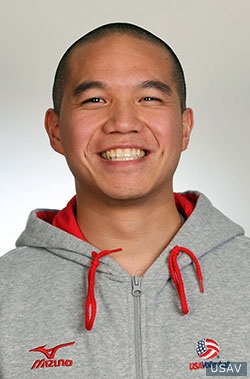 Portrait of Nate Ngo