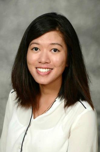 Portrait of Thao Vu
