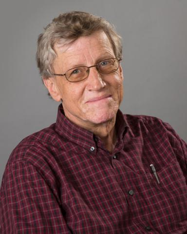 Portrait of Kent Eskridge