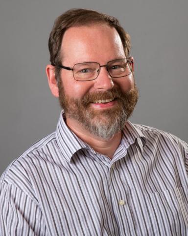 Portrait of Stephen Kachman