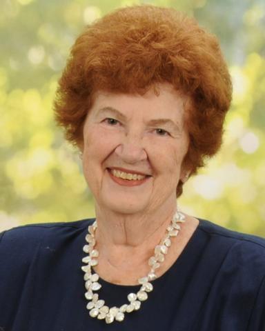 Photo of Dr. Anne Parkhurst.